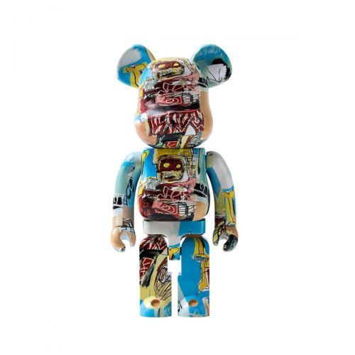 medicom toy 1000% basquiat#6  toy 1000BASQUIAT#6