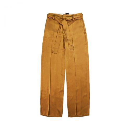 alysi liquid satin femme pantalon 101140