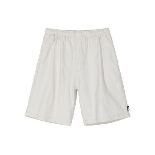 stussy brushed beach short hombre pantalones cortos 112247