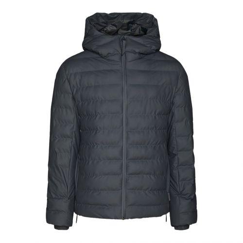 rains trekker hooded jacket hombre ropa de calle 1528