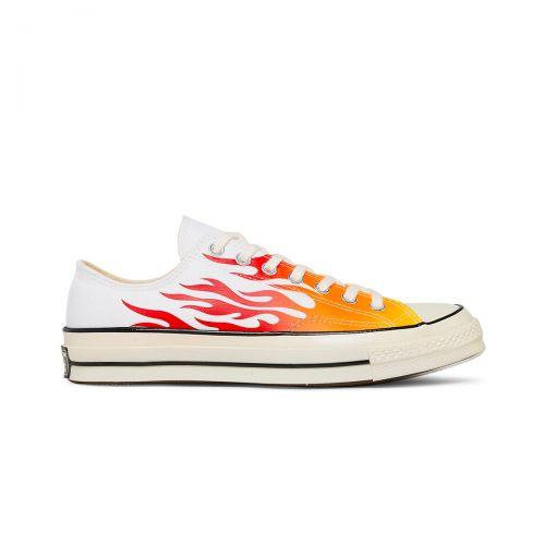 converse chuck 70 archive print low unisex sneakers 165029C