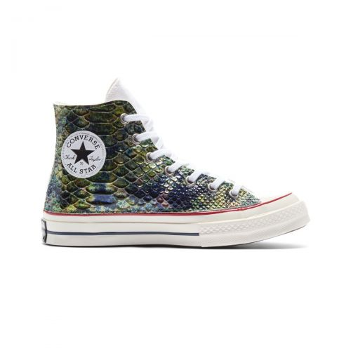 converse snake chuck 70 high top woman sneakers 171013C