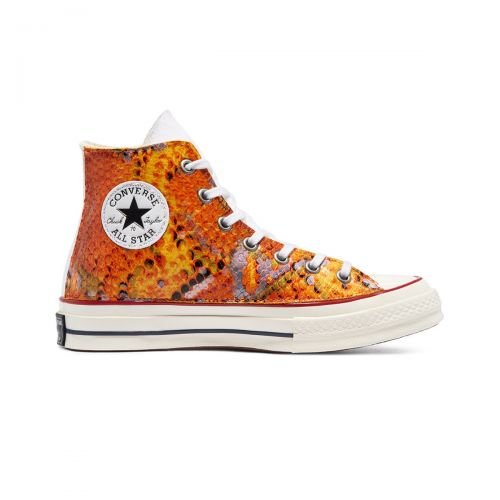 converse snake chuck 70 high top woman sneakers 171014C