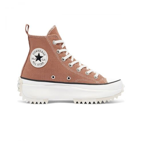 converse tonal marble run star hike high top woman sneakers 191090C