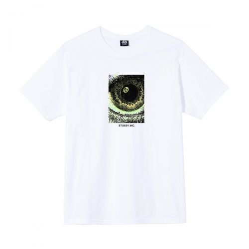 stussy acid eye tee uomo t-shirt 1904647