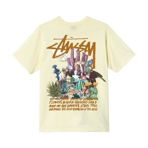 stussy psychedelic tee mann t-shirt 1904663