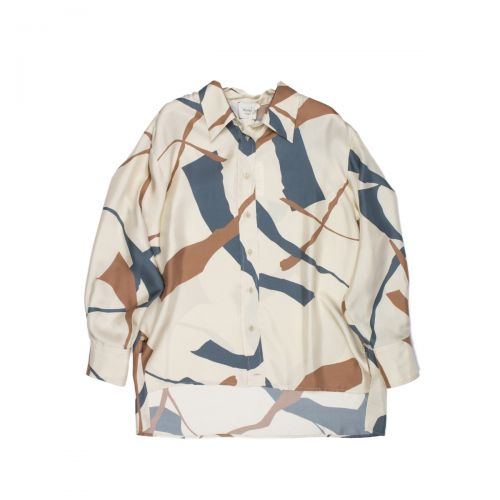 alysi  twill ribbon donna camicia 150272