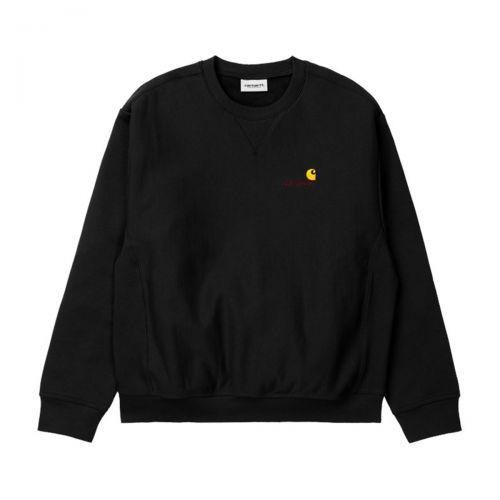 carhartt american script man sweatshirt I025475