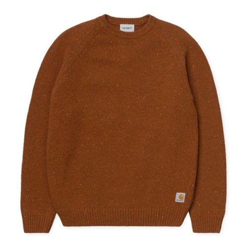 carhartt anglistic uomo maglia I010977