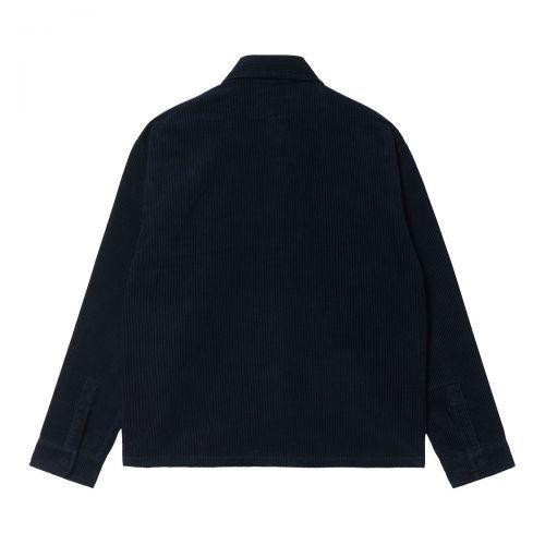 carhartt w' foy shirt jac mujer  chaqueta-camisa i029437
