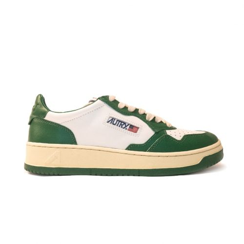 autry low mann turnschuhe AULM-WB03