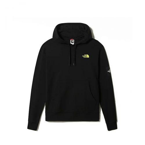 the north face m black box hoodie fleece  man hooded sweatshirt 557H