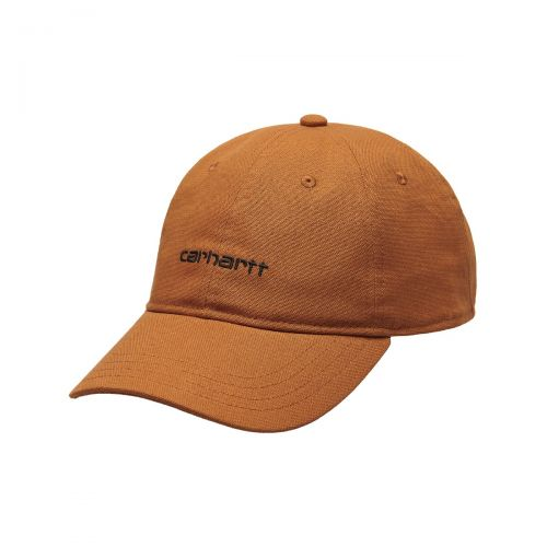 carhartt canvas script cap man hat I028876