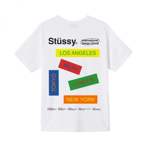 stussy city banner uomo t-shirt 1904568