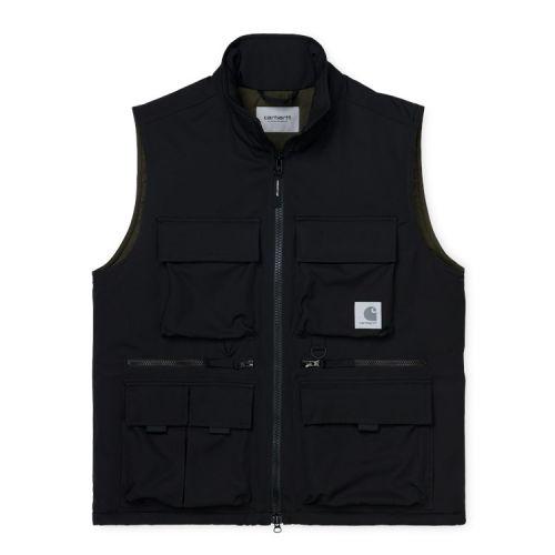 carhartt colewood vest man outerwear I028382