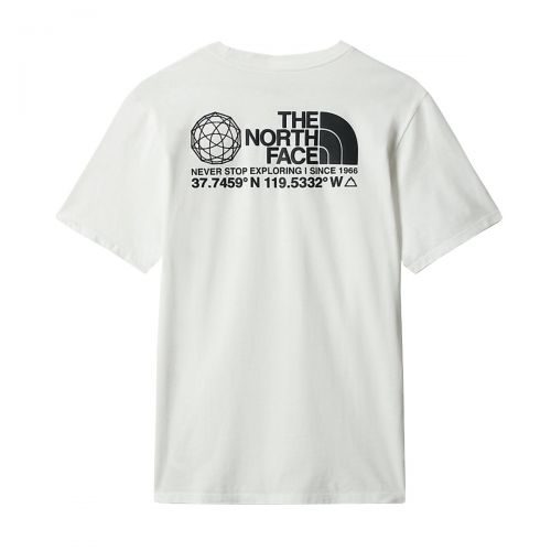 the north face m coordinates s/s tee man t-shirt 52Y8