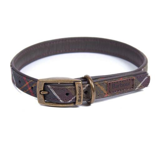 barbour tartan dog collar pet design DAC0008