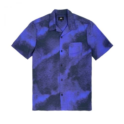 edwin blue haze shirt ss man shirt I029314