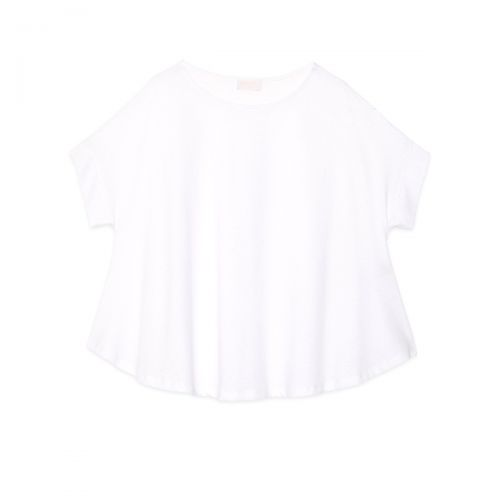ottod'ame t-shirt in cotone mujer t-shirt em7453