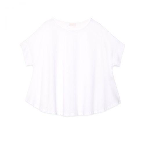 ottod'ame t-shirt in cotone woman t-shirt em7453