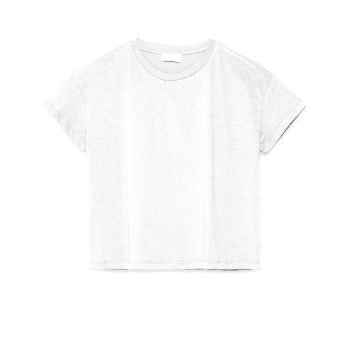 ottod'ame t-shirt cropped woman t-shirt em7607