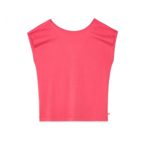 ottod'ame canotta in cotone woman tank top em7633