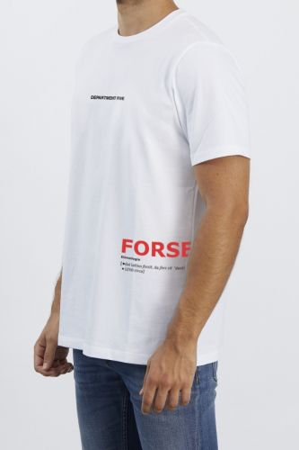 department 5 zanichelli forse mann t-shirt UT5013