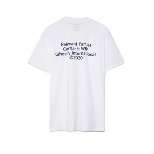 carhartt ghostly mann t-shirt I029373.02
