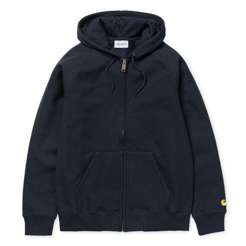 carhartt chase jacket mann kapuzenpulli I026385