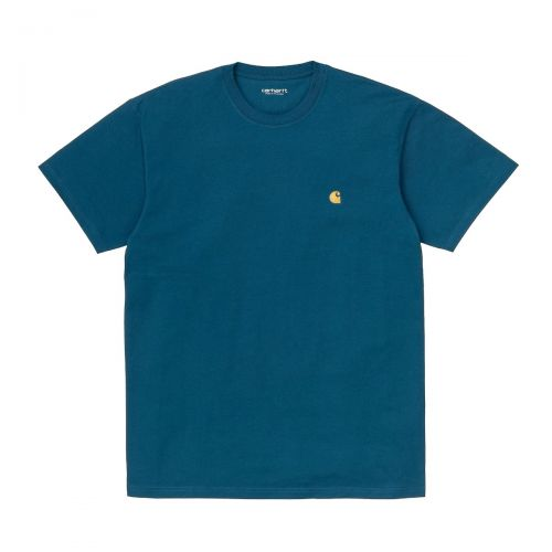 carhartt s/s chase t-shirt uomo t-shirt I026391