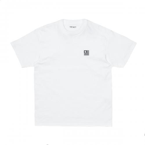 carhartt s/s label state man t-shirt I029658.03
