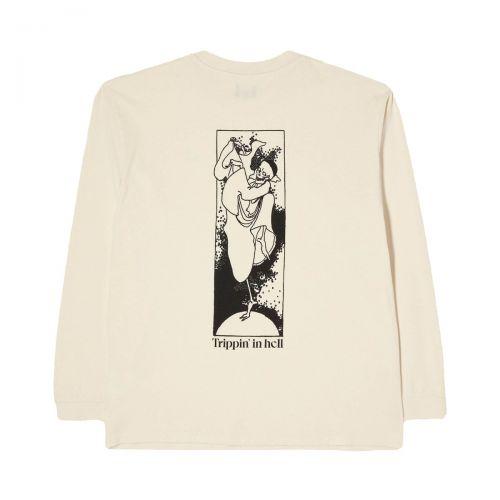 edwin tripping in hell ls man t-shirt I029704