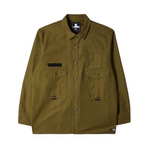 edwin d-ring mili shirt ls man shirt d-ring mili shirt ls I029711