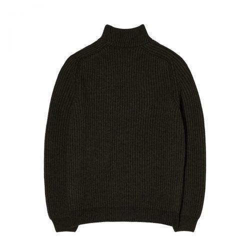 edwin roni high collar sweater man sweatshirt I029755