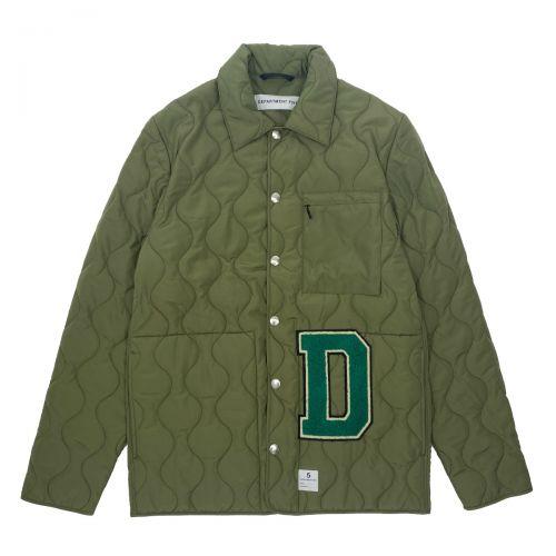 department 5 giubbo stok man  jacket-shirt UC014-2RF0001