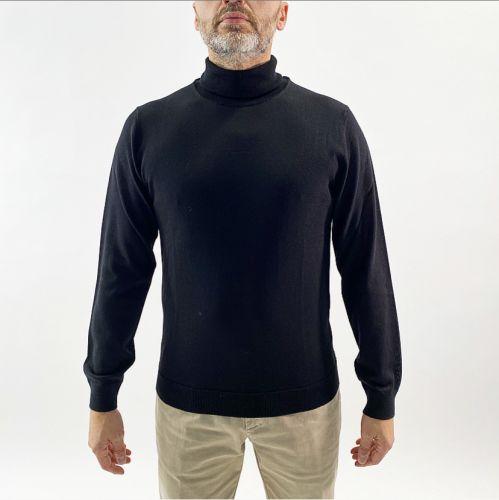 bellwood  basic dolcevita uomo maglia M0004