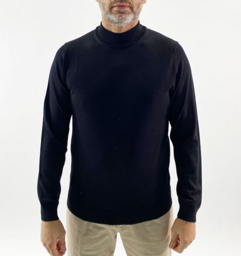 bellwood  basic lupetto man cardigan M0016