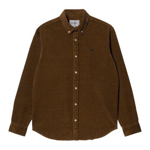 CATHARTT L/S Madison Cord Shirt I029958