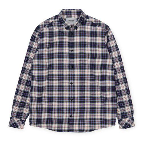 carhartt huffman  uomo camicia I028230