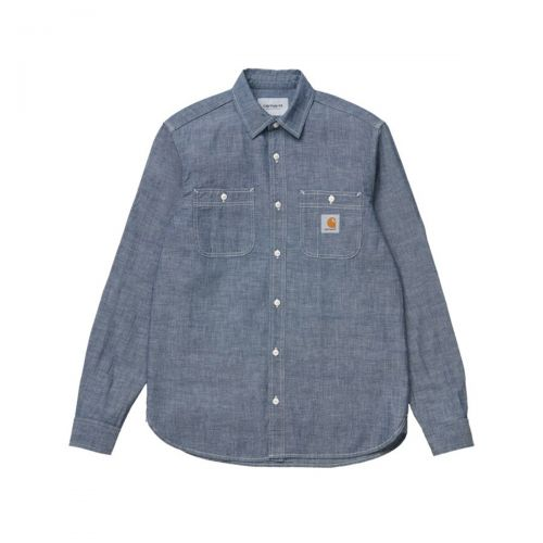 carhartt l/s clink homme chemise I029185