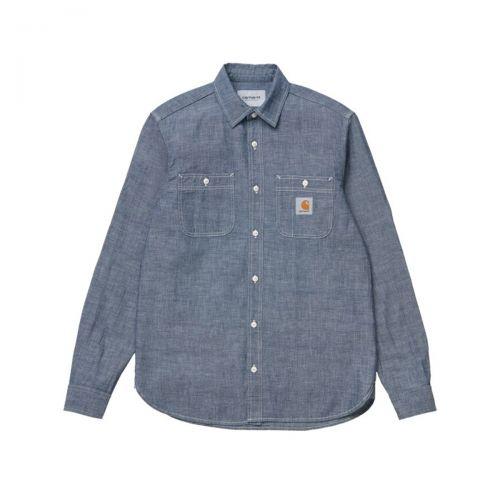 carhartt l/s clink man shirt I029185