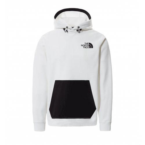 the north face m tech hoodie hombre camisa de entrenamiento 5317