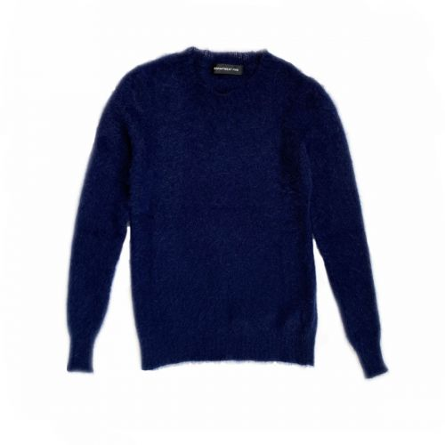 department 5 girocollo aperto dietro woman cardigan D21M27