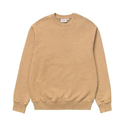 carhartt mosby script man sweatshirt I028585