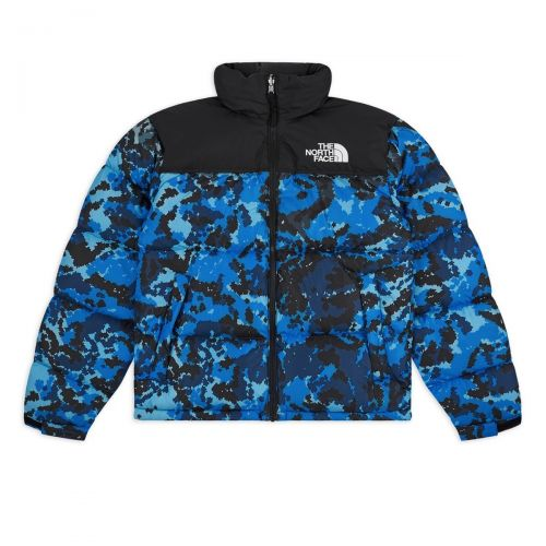 the north face 1996 retro nuptse uomo capospalla NF0A3C8DTPZ1