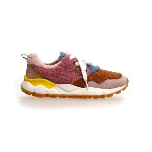 flower mountain pampas donna sneakers 15418-0M02