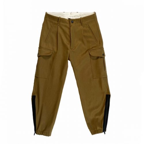 nine:inthe:morning military  mann hosen ML10