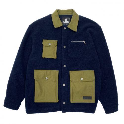 edwin outoodr overshirt man  jacket-shirt I029826