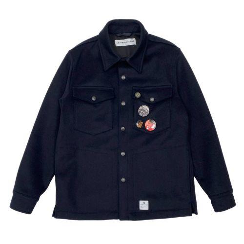 department 5 color man  jacket-shirt UC015-2TF0043