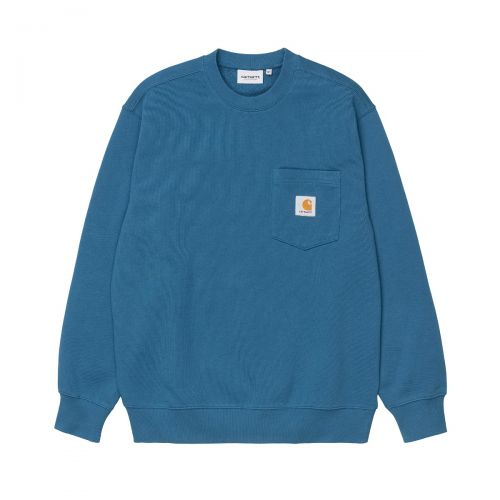 carhartt pocket sweat homme sweat-shirt I027681